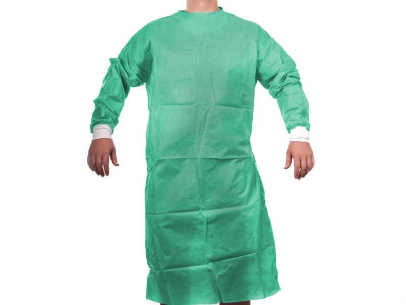 Fartuch sterylny lekarski, chirurgiczny