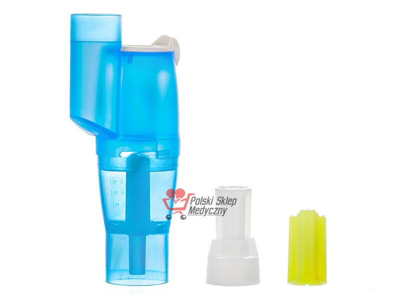 Zestaw do inhalacji Andy Flow (inhalator rozpylacz)