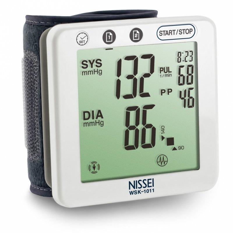 Ciśnieniomierz nadgarstkowy NISSEI WSK-1011