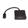 Gembird Adapter USB-C do HDMI (F), czarny