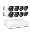 Zestaw do monitoringu 8x1080P IP Foscam FN7108E_B8_2T