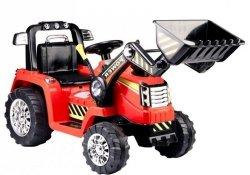 Traktor na Akumulator ZP1005 Czerwone