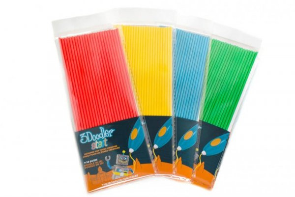 3DOODLER Filament EKO do długopisu 3Doodler Start - 24 szt., CZE