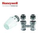 Zestaw Przyłączeniowy Prosty Honeywell do Grzejników VK