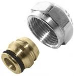 ZłączkA 3/4 x Miedź CU 15x1 Komplet (2szt.) KAN-therm do Grzejników VK sigarth1