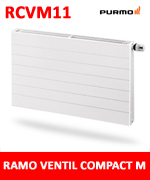 RCVM11 Ramo Ventil Compact M