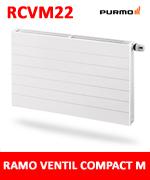 RCVM22 Ramo Ventil Compact M