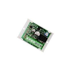 AWZ525 styk NO/NC, regulacja czasu 1s - 5min, zasilanie 10-14V DC
