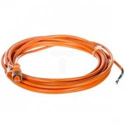 Przewód ze złączem żeńskim M12 4-pinowe proste z kablem 5m DOL-1204-G05M 6009866