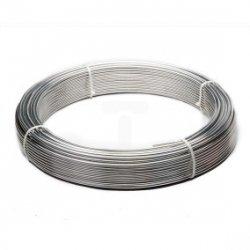 Drut fi 10mm aluminiowy AlMgSi (ok. 20kg ok. 95m)