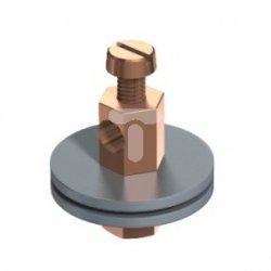 Zacisk przyłączeniowy 1/2 CuZn N 928 5040507