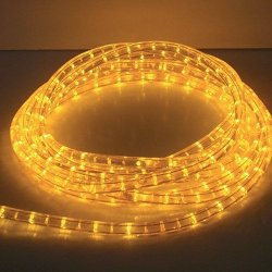 LED ROPELIGHT 2 LINE YELLOW