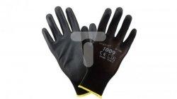 Rękawice robocze ochronne 1009 poliester/poliuretan rozmiar 7 1009_7