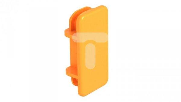 Zaślepka 41x21mm PE pomarańczowa RAL 2003 MS4121 EK 1122904 /50szt./