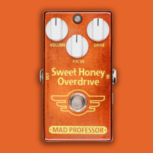 Mad Professor Sweet Honey Overdrive Factory Made