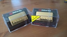 Dimarzio Air Classic Neck + Bridge GOLD