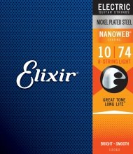 Elixir 12062 NanoWeb 10-74 (8 String)