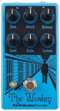 EarthQuaker Devices The Warden V2 - Optical Compressor