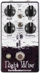EarthQuaker Devices Night Wire V2 - Wide Range Harmonic Tremolo