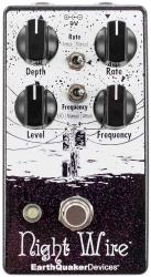 EarthQuaker Devices Night Wire V2 - Wide Range Harmonic Tremolo