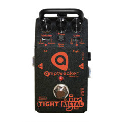 Amptweaker Bass TightMetal JR - Mini Bass Metal Distortion