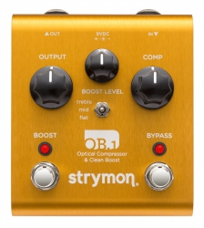 Strymon OB.1 Optical Compresor & Clean Boost