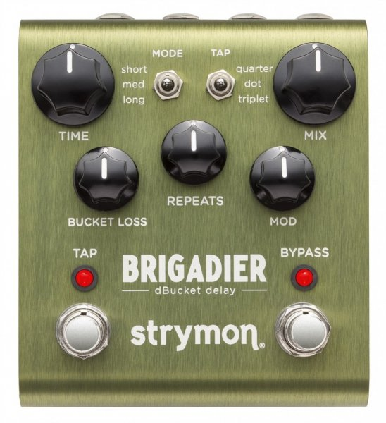Strymon Brigadier dBucket Delay