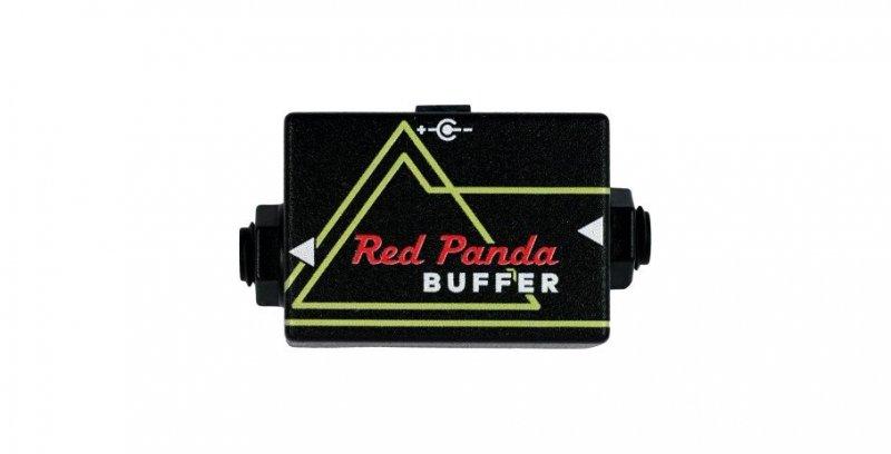 Red Panda Bit Buffer