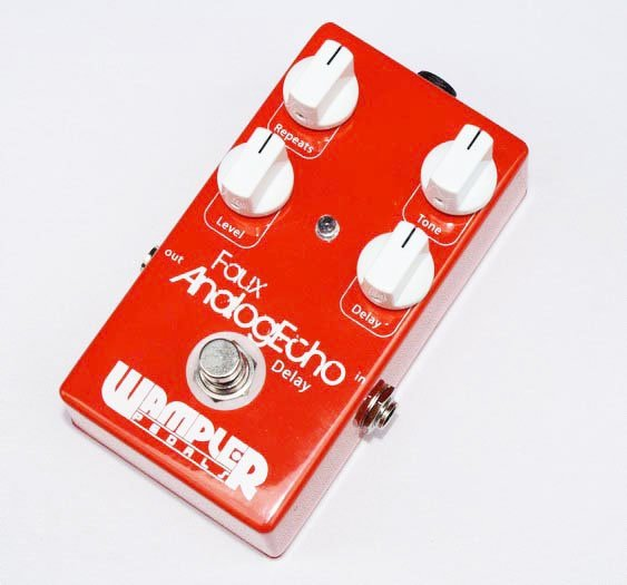 Wampler Faux Analog Echo Delay