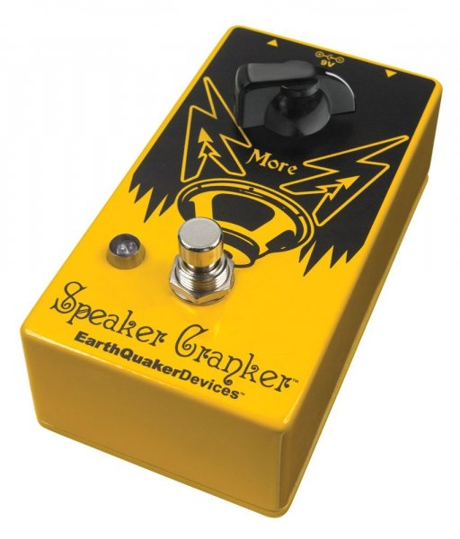 EarthQuakerDevices Speaker Cranker V2 - Overdrive