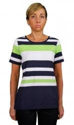 Bluzka w paski, t-shirt, Kreator Studio Mody, r.44