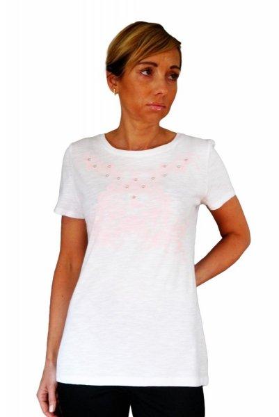 Bluzka, t-shirt, Kreator Studio Mody, rozm. 44