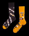 Retro Camera - Ponožky - Many Mornings