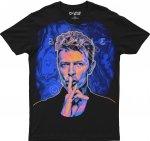 David Bowie SHHH! - Liquid Blue