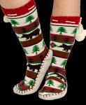 Bear Essentials Mukluk - Ponožky do bačkor - LazyOne