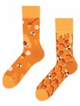 Včelí plást - Ponožky Good Mood