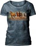 Fly Away Horses - The Mountain Damska