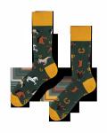 Horse Derby - Ponožky - Many Mornings