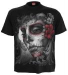 Skull Roses - Spiral