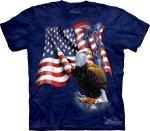 Eagle Flag -  The Mountain