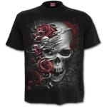 Skulls N' Roses Black - Spiral