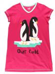 Out Cold Nightshirt - Noční košilka - LazyOne