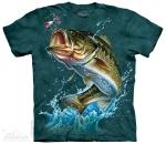 Bass - T-shirt The Mountain