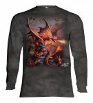 Fire Dragon - Long Sleeve The Mountain