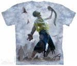 Zombie Scraps - T-shirt The Mountain
