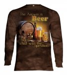 Beer Outdoor - Long Sleeve The Mountain