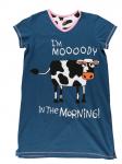 Mooody Nightshirt - Koszula Nocna - LazyOne