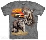 Rhinos - The Mountain