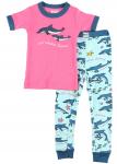 No Wake Zone Dolphin - Piżama Dziecięca LazyOne