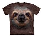 Sloth Face - Leniwiec - The Mountain - Koszulka  Junior